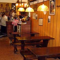ボローニャのレストランVini d'Italia