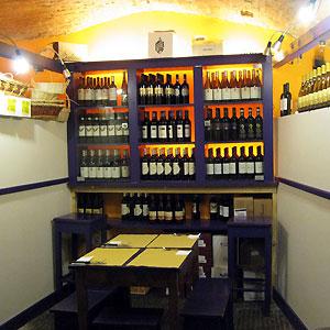 フィレンツェのレストラン