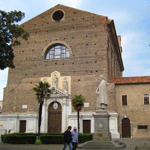 パドヴァの教会