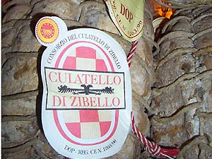 Salumi Culatello di Zibello