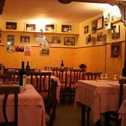 ペルージャのレストラン