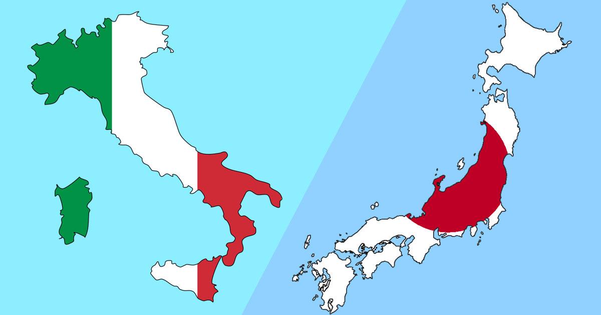 italy-japan