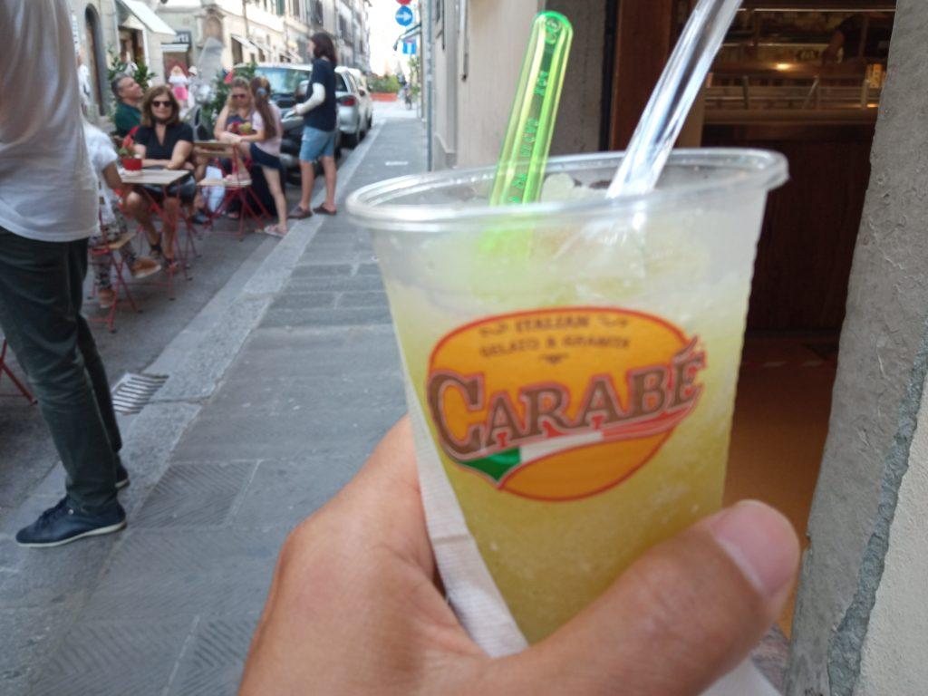 Firenze Gelateria Carabe