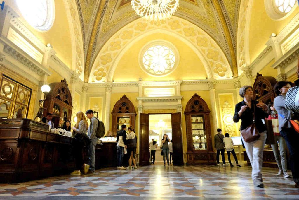 Firenze Officina Profumo-farmaceutica di Santa Maria Novella