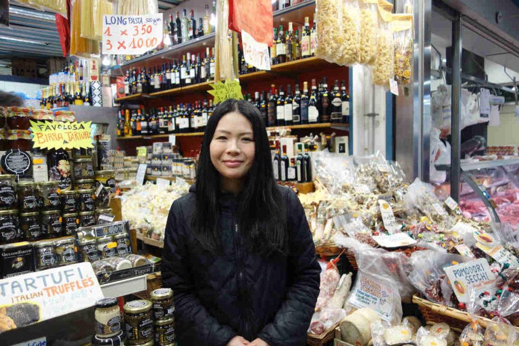 Firenze Mercato Centrale Cristina Manetti