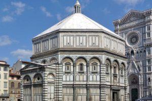 フィレンツェ サン・ジョヴァンニ洗礼堂