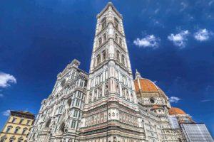 フィレンツェ ジョットの鐘楼