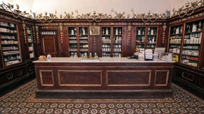 フィレンツェ アンヌンツィアータ薬局