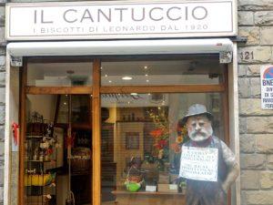 フィレンツェ カントゥッチ専門店 IL CANTUCCIO