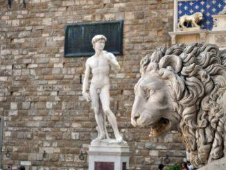 フィレンツェ シニョーリア広場