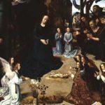 Hugo Van Der Goes: Trittico Portinari フーホー・ヴァン・デル・フース作「ポルティナーリ祭壇画」 1476-1478年、第10室