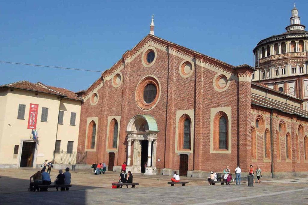 Milano Cenacolo Santa Maria delle Grazie