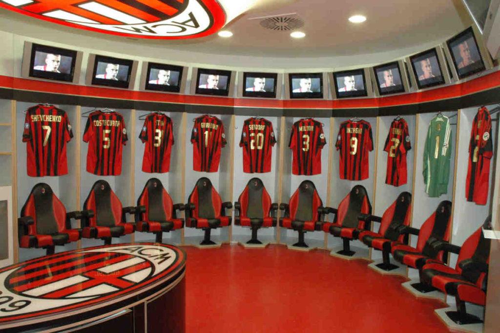Milano San Siro Stadium