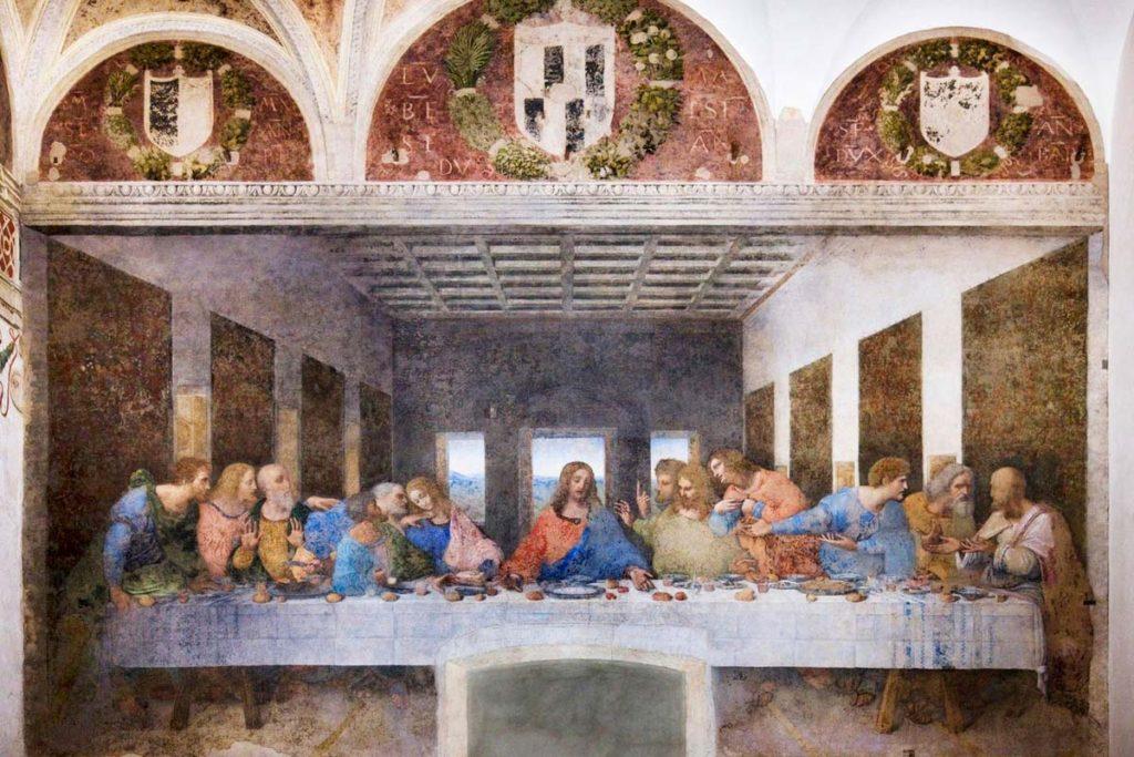 ミラノ ダヴィンチの最後の晩餐