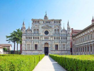 ミラノ パヴィア修道院