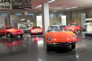 ミラノ アルファロメオ博物館