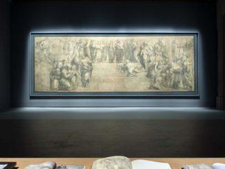 ミラノ アンブロジアーナ絵画館
