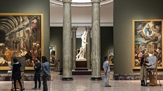ミラノ ブレラ美術館