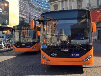ナポリ 市内バス