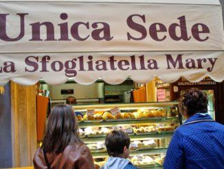 ナポリ菓子店 Sfogliatella Mary