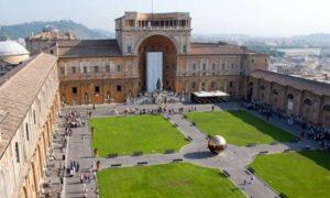 ローマ ヴァチカン美術館