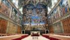 ローマ バチカン美術館 システィーナ礼拝堂