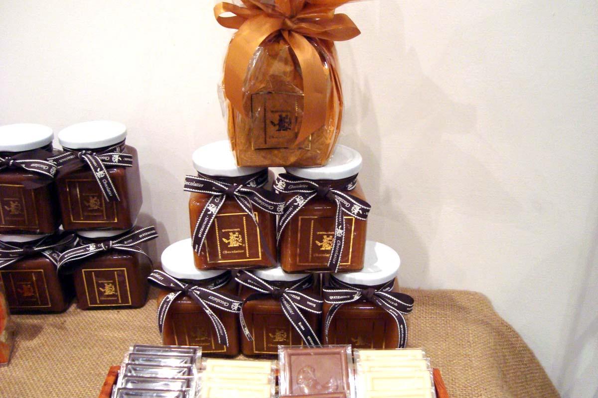 ローマのチョコ店Quetzalcoatl Chocolatier