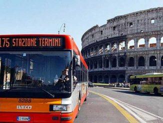 ローマ市内バス