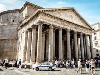 ローマ パンテオン神殿