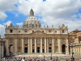 バチカン サン・ピエトロ大聖堂