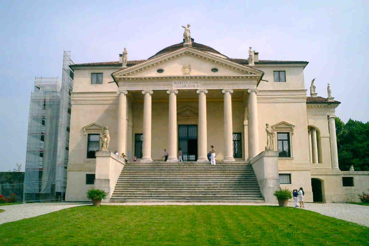 Venezia Villa Veneta Villa La Rotonda di Andrea Palladio