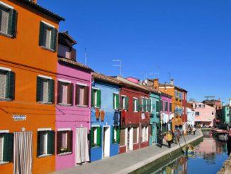 ベネチア ブラーノ島