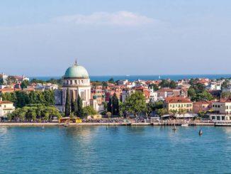 ベネチア リド島