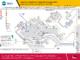 ベネチア水上バスのルートマップ