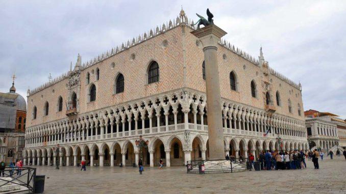 ベネチア ドゥカーレ宮殿