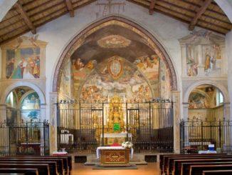 ベルガモのサン・ミケーレ教会