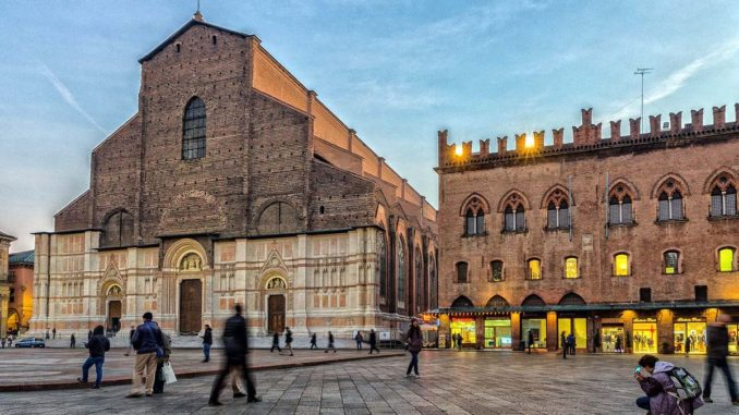 ボローニャの聖ペトロニオ大聖堂