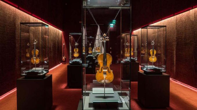 クレモナのバイオリン博物館