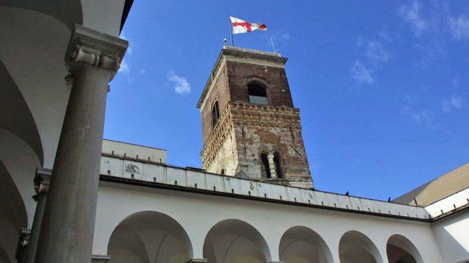 ジェノバのグリマルディの塔
