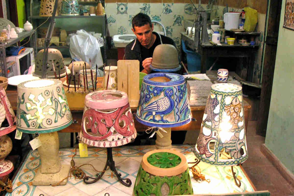 Orvieto Ceramica L'Arpia