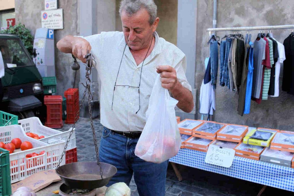 Mercato di Orvieto Centro Storico