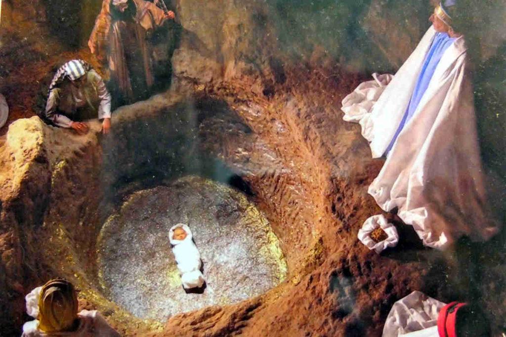 Orvieto Pozzo della Cava