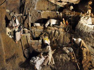 オルビエート カーヴァの井戸