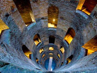 オルビエート サンパトリッツィオの井戸