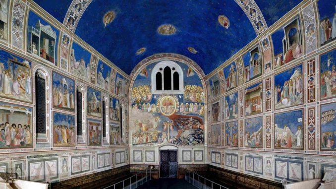 パドヴァのスクロヴェーニ礼拝堂