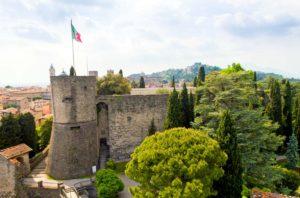 ベルガモのロッカ要塞