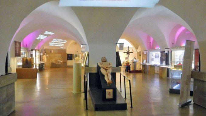 トリノ聖骸布博物館