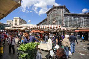 トリノ ポルタ・パラッツォ市場