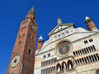 クレモナの鐘楼トッラッツォ