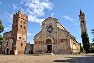 ベローナの聖ゼーノ教会
